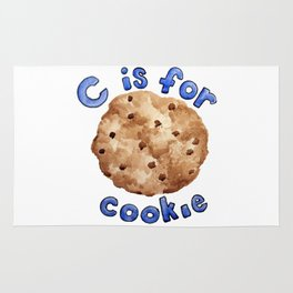 Activist Art: National Cookie Day Rug