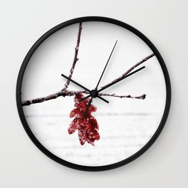 Determined Wall Clock