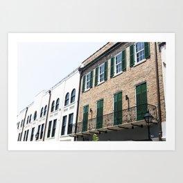 New Orleans No. 1 Art Print