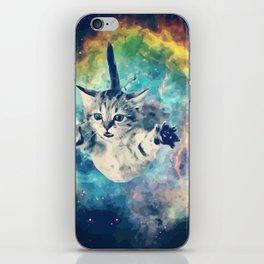 COSMO CAT iPhone Skin