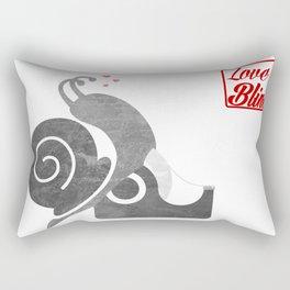Love is bind Rectangular Pillow
