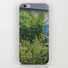 Monet's Gardens Giverny France iPhone Skin