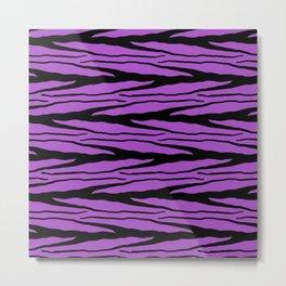 A New Wild - Purple Metal Print