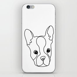 dog days are over iPhone Skin