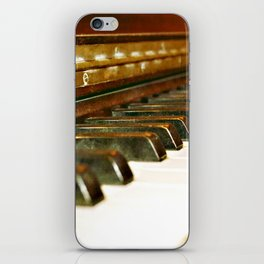 That Old Piano  iPhone Skin