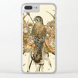 Alnasl Clear iPhone Case