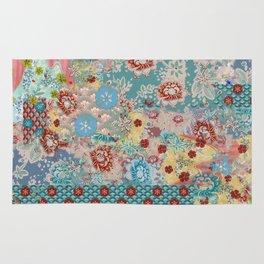 Kimono patchwork Rug