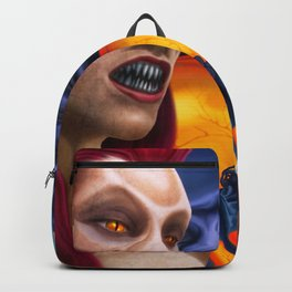 Wraith Queen Sally Backpack