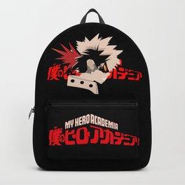My Hero Academia Deku Backpack
