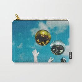 Disco Sky Carry-All Pouch