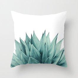 Agave Vibes #8 #tropical #decor #art #society6 Throw Pillow