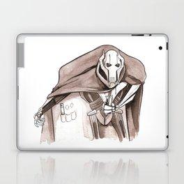 General Grievous' Lightsaber Collection Laptop & iPad Skin