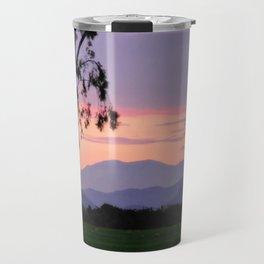 Saddleback Sunset Travel Mug