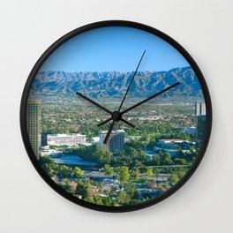 Universal City - San Fernando Valley California Wall Clock