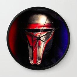 Darth Revan // Hero, Conqueror. Legend. Wall Clock