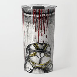 The tortured Templar Travel Mug