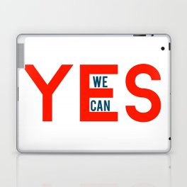 Yes we can Laptop & iPad Skin