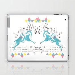 Deer Boy Laptop & iPad Skin
