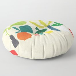 Greens Floor Pillow