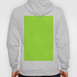 Chartreuse Hoody