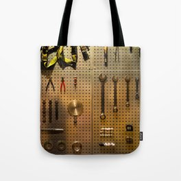 Tools Tote Bag