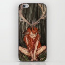 Deer you iPhone Skin