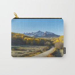 Morning on the San Juans Carry-All Pouch