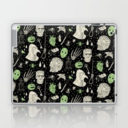 Whole Lot More Horror: BLK Ed. Laptop & iPad Skin