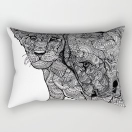 A Mother's love Rectangular Pillow