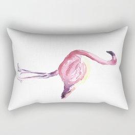 Full Flamingo Rectangular Pillow