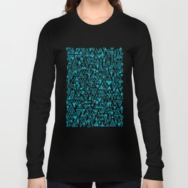 Abstract geometric pattern I Long Sleeve T-shirt