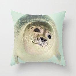 Little Buddy Throw Pillow