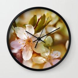 Spring 0117 Wall Clock