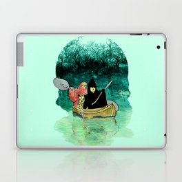 death squad Laptop & iPad Skin