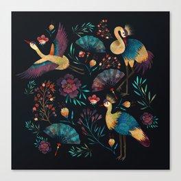 Oriental pattern Canvas Print