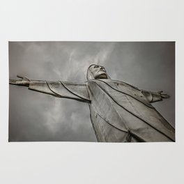 Christ of the Ozarks Rug