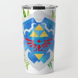 One Shield to Hyrule Them All Travel Mug
