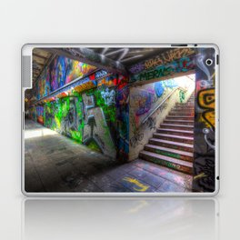 Leake Street London Graffiti Laptop & iPad Skin