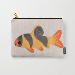 Clown loach Carry-All Pouch