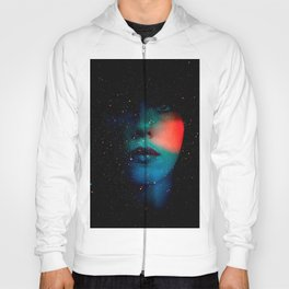 Cosmic Face in the Infinite Universe Hoody