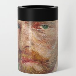 Vincent Van Gogh Self Portrait Can Cooler