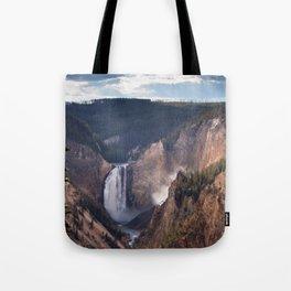 Yellowstone Grand Canyon Tote Bag