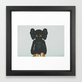 boys are toys Framed Art Print