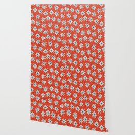 sema fire orange blue Wallpaper
