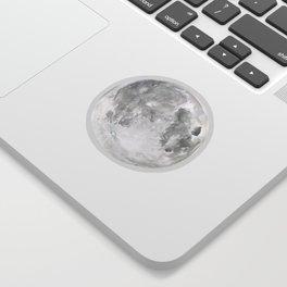 Moon #2 Sticker