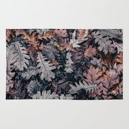 Dead Leaves Rug