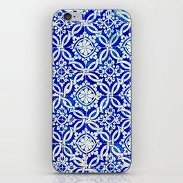 Azulejo iPhone Skin