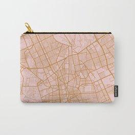 Riyadh map, Saudi Arabia Carry-All Pouch