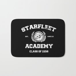 Starfleet Academy Bath Mat