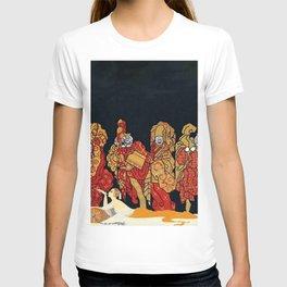 """Art Deco Design """"Mah-Jongg"""" T-shirt"""